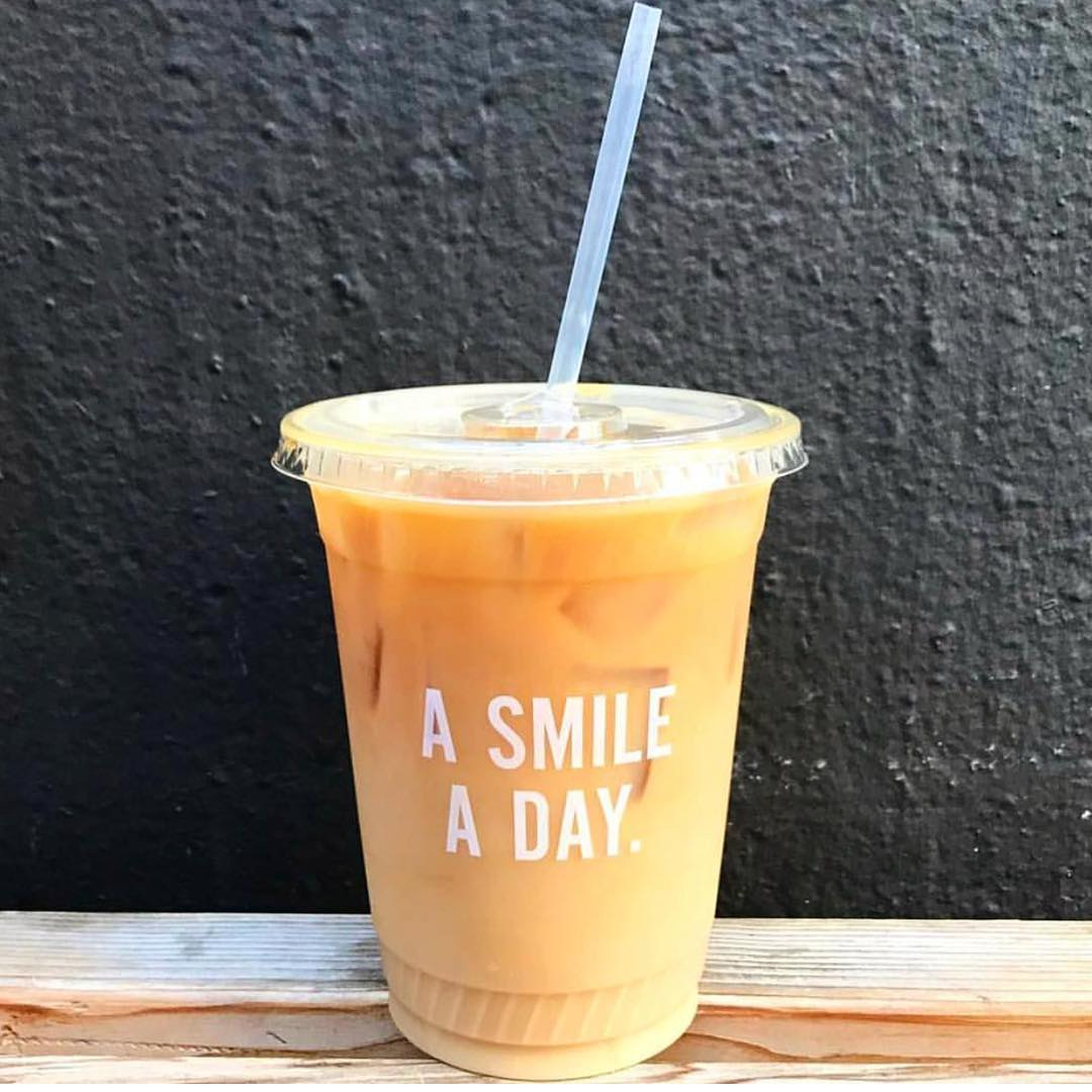 Instagram: A smile a day until @thesmilenyc TOGO opens in dumbo
